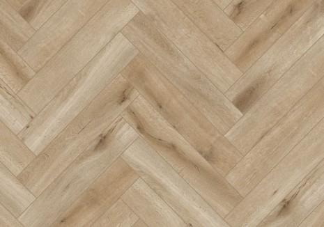 Durofloor Rigid 0.55 Visgraat IRE – Light oak